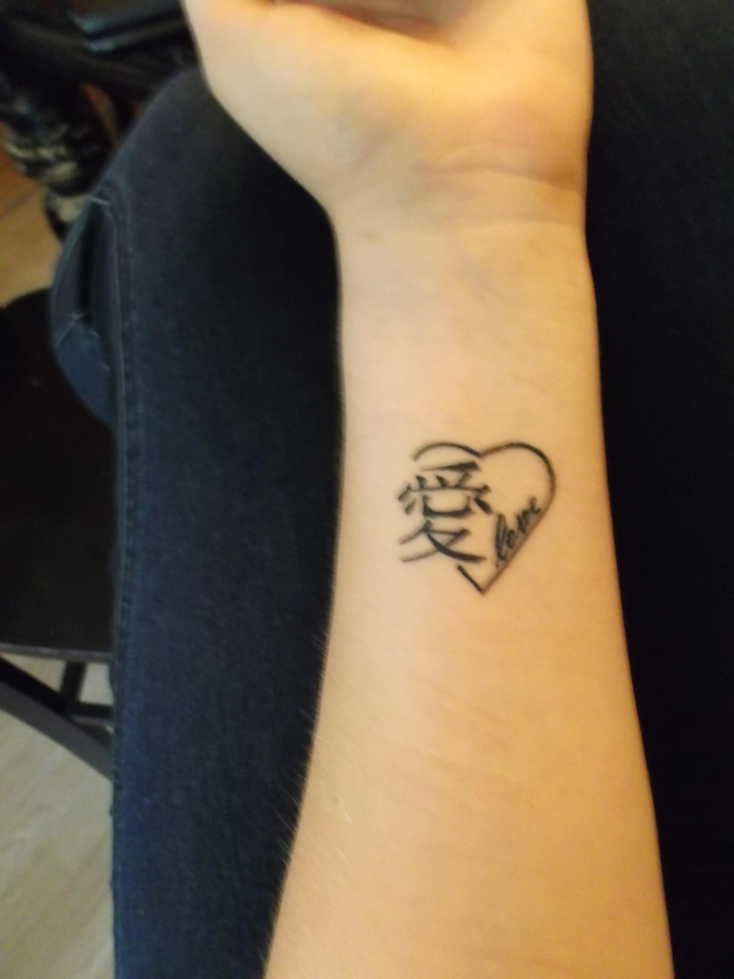 Symbol tattoos love symbol tattoos designs and ideas biocorpaavc