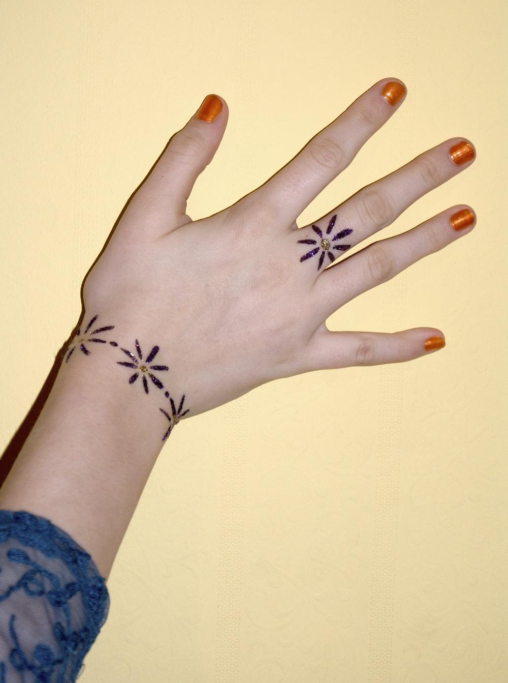 Значение тату браслет: смысл, история, варианты рисунков, фото
