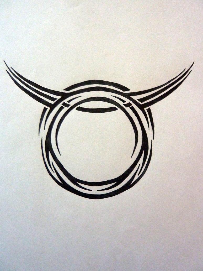 Taurus zodiac tattoos pin 14787 tribal taurus tattoo designs zodiac symbol tattoos design on buycottarizona