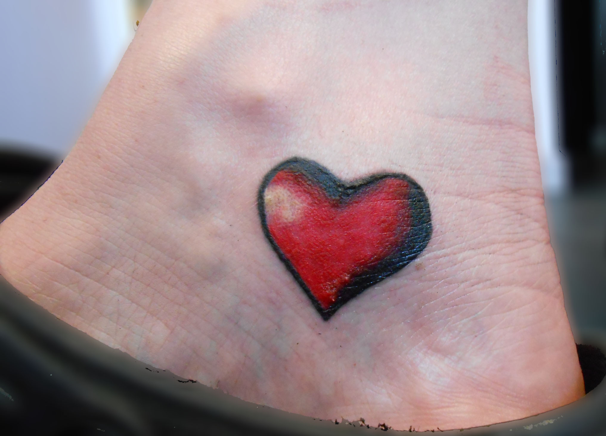 101 heart tattoo designs that will cause you fall in love - 1024×737