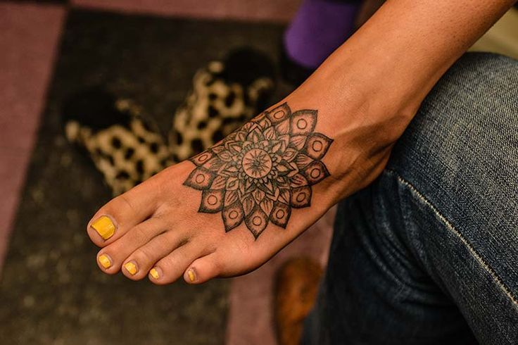 101 best foot tattoo designs and ideas with significant - 736×490
