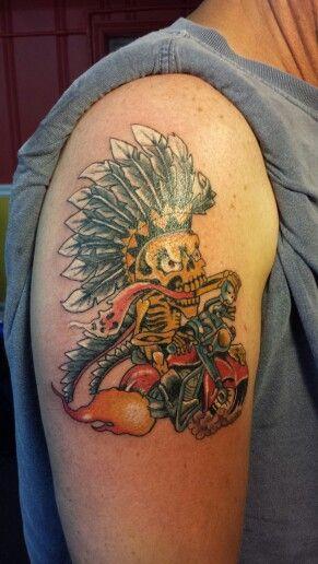 Indian Motorcycle Vintage >> Indian motorcycle Tattoos