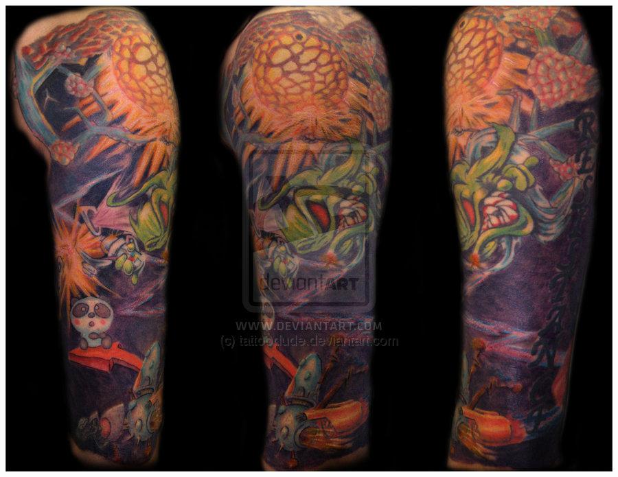 American graffiti tattoos for American graffiti tattoo