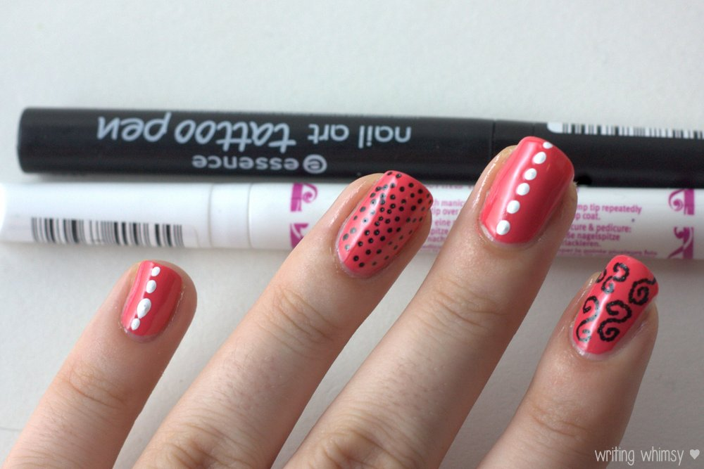 French Nail Polish Pens - To Bend Light