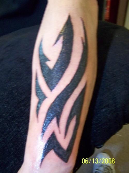 Lower forearm Tattoos