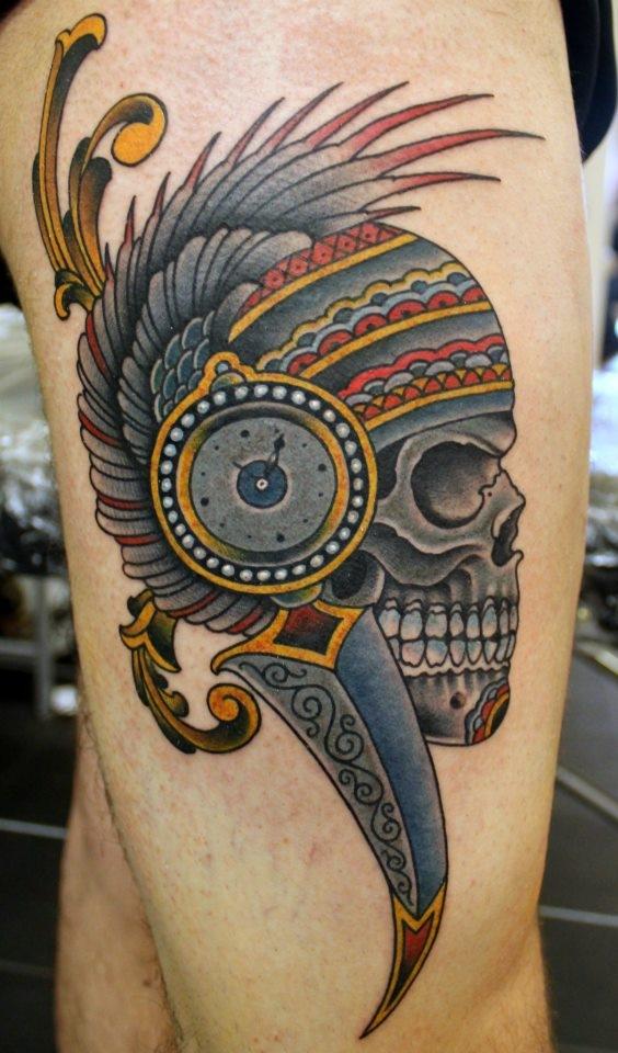 Traditional german Tattoos
