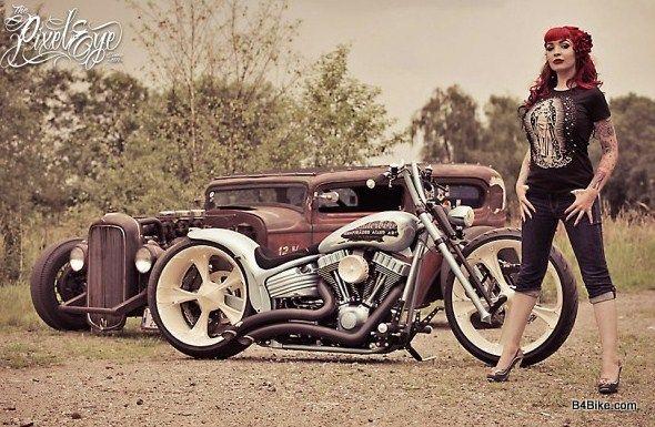 351e8f9f2 Biker girl Tattoos