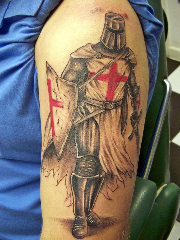 knights templar tattoos rh tattoounlocked com templar knight tattoo ideas knight templar tattoo