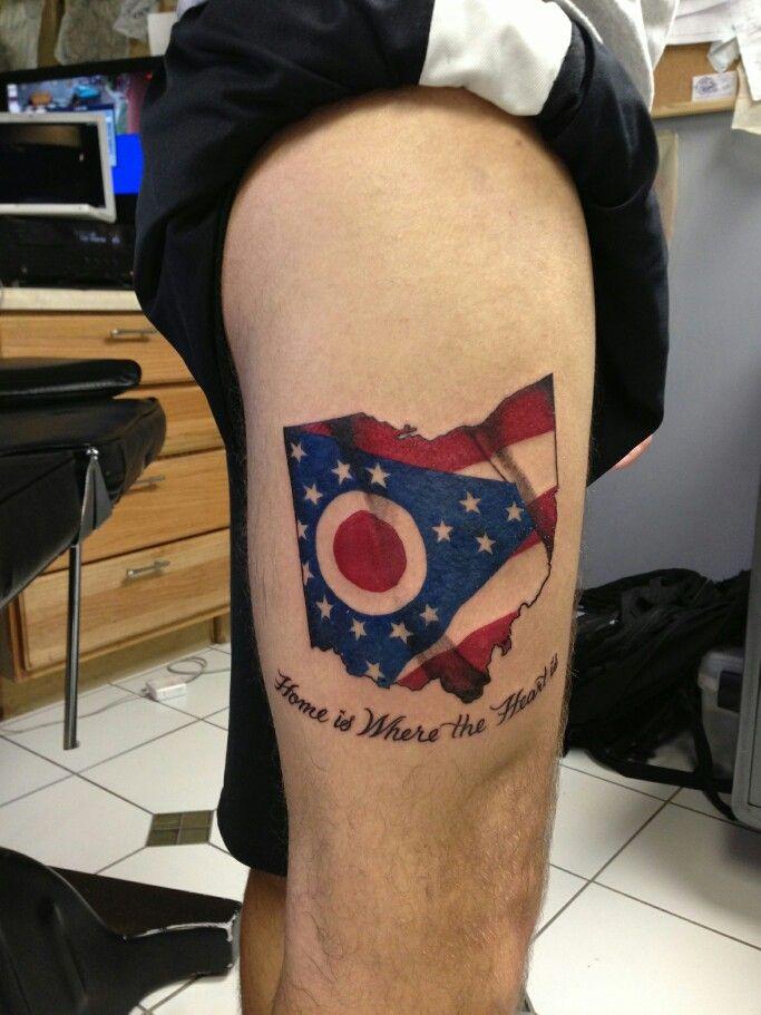 Ohio State Tattoos