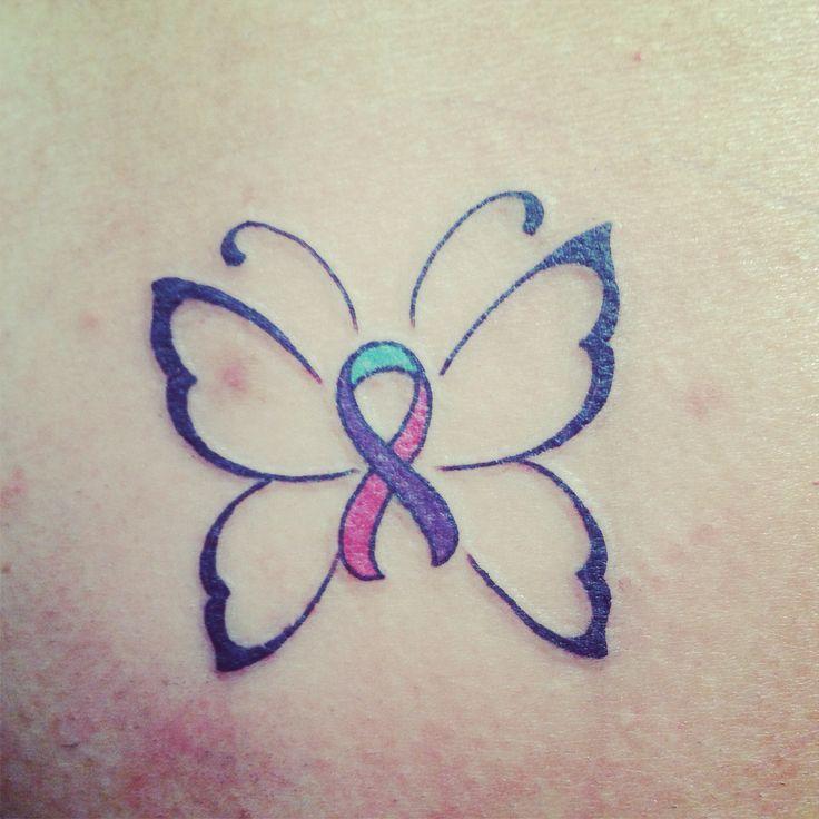 Thyroid Cancer Tattoos