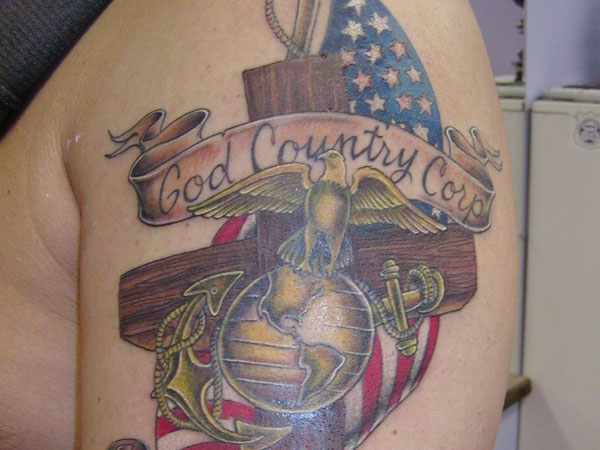 Country tattoos for Country tattoo ideas
