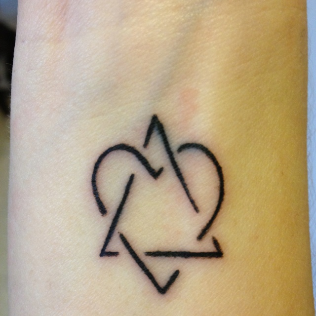 Adoption Symbol Tattoos