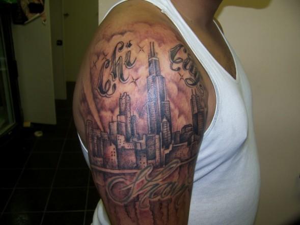 Atlanta Tattoos