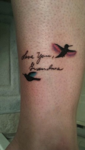 Small Remembrance Tattoos