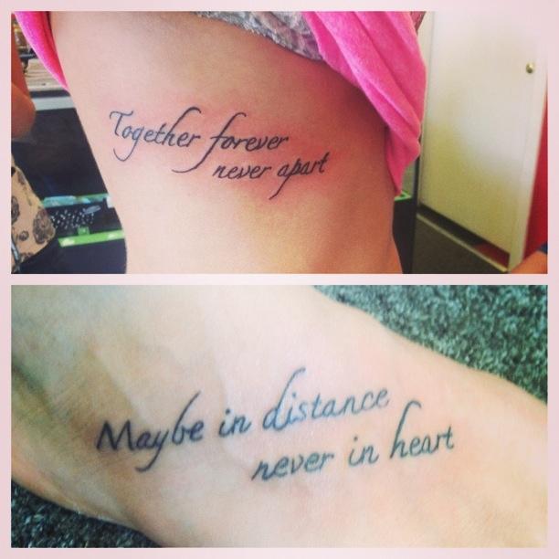 Cousins Tattoos