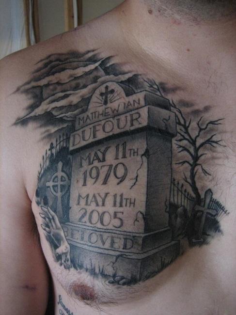 4481b7dc3 Tombstone Tattoos