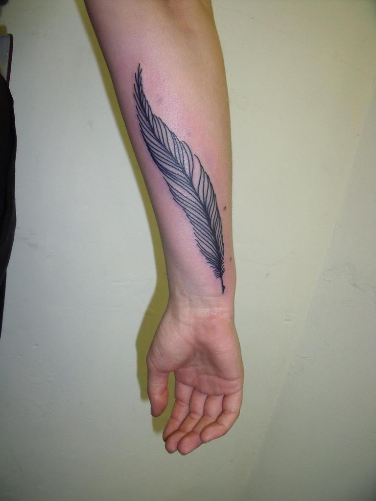 Tatuajes De Plumas Indias