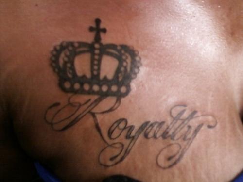 Royalty Tattoos