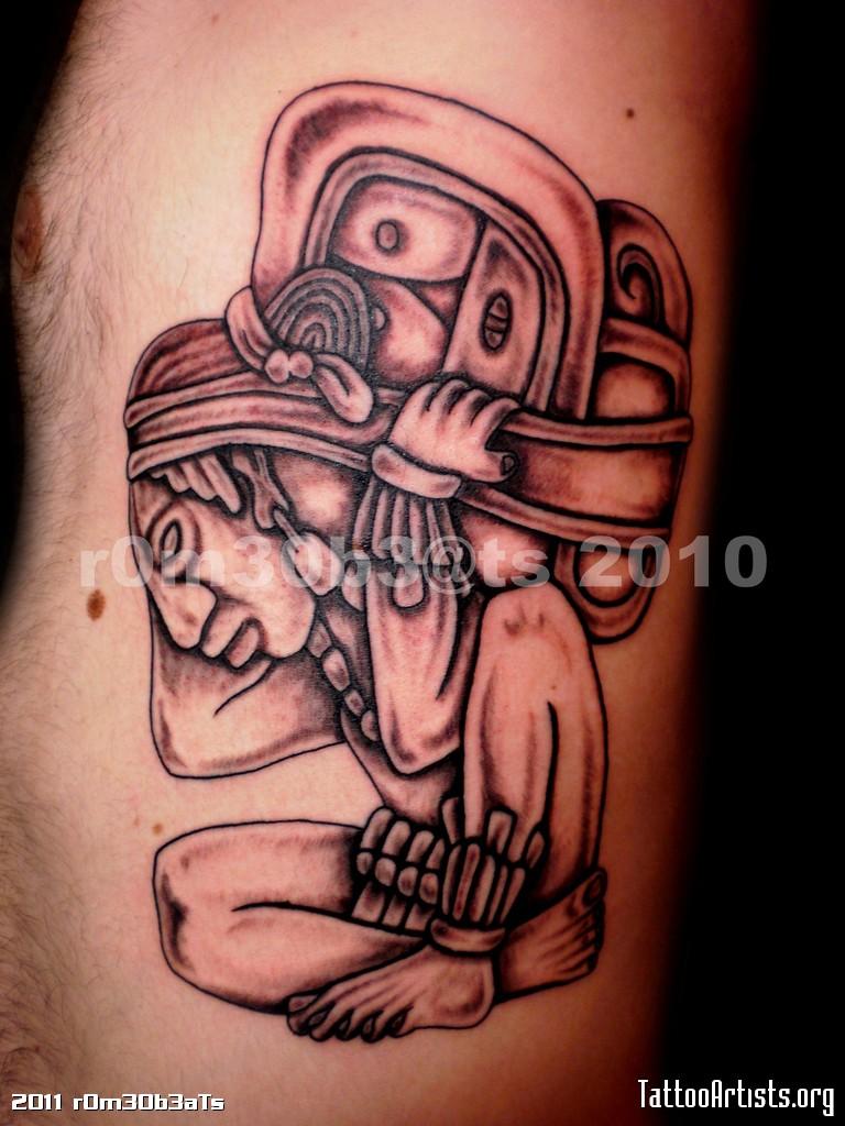 Mayan Tattoos