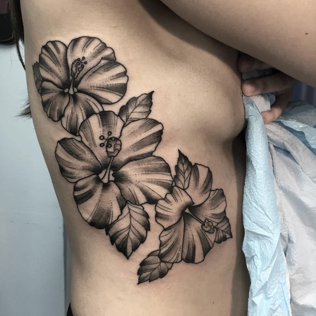 Black white lotus flower tattoo designs 4k wiki wallpapers 2018 previousnext mightylinksfo