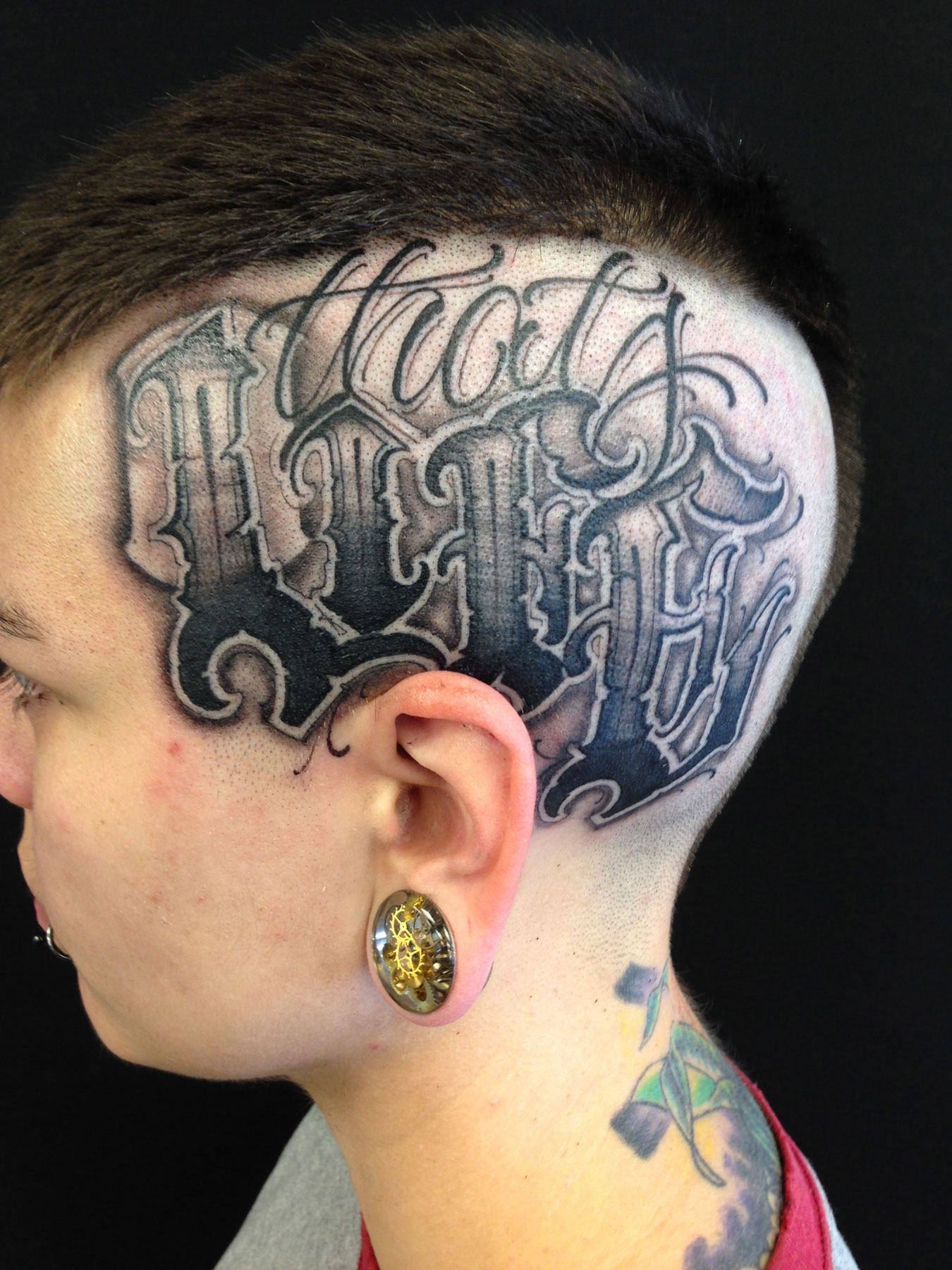 by justin quot big meas quot wilson letters big letter tattoos 969
