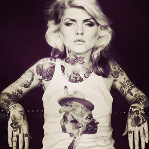 Fake celebrity Tattoos