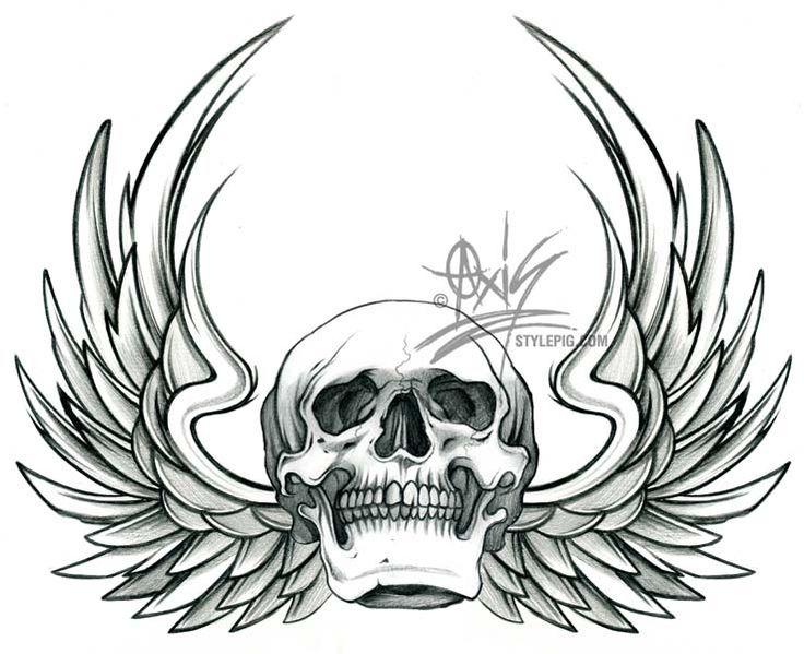 Skulls unlimited Tattoos