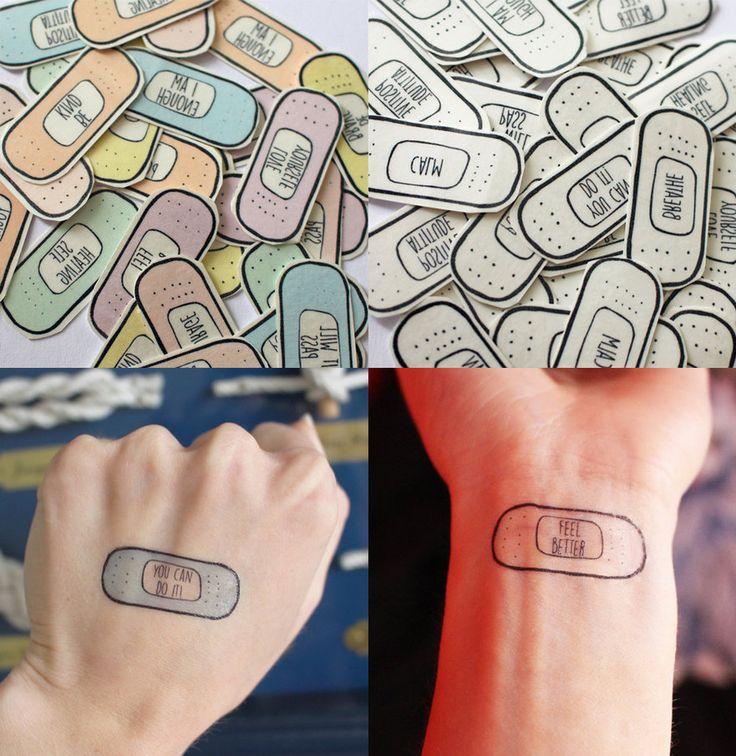 Anxiety Awareness Tattoo Google Search: Anxiety Tattoos