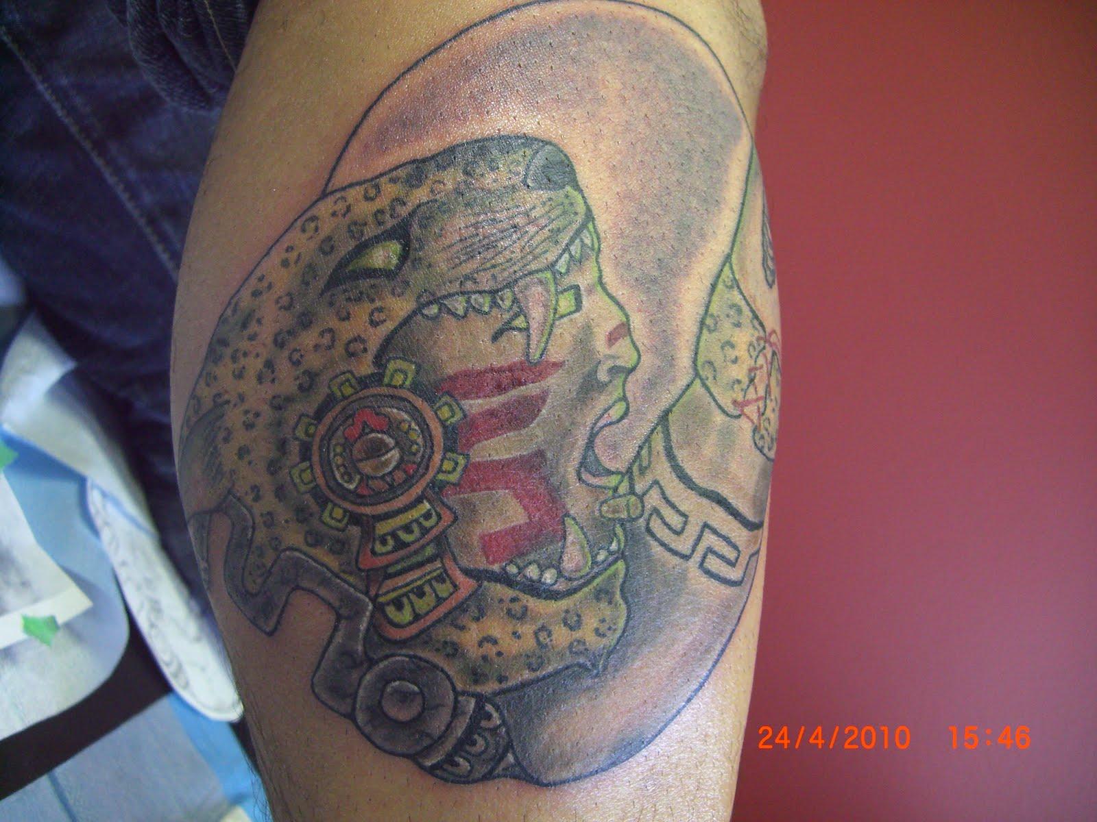 Azteca Tattoos