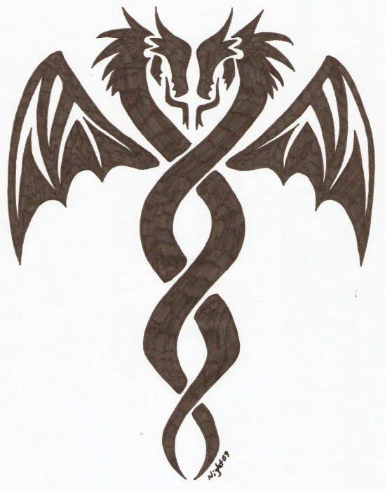 Twin Flame Tattoos
