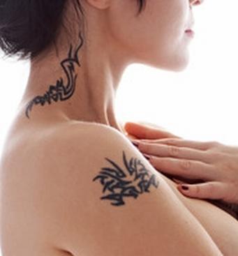 Hiding Tattoos