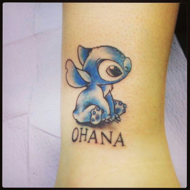 Lilo And Stitch Tattoo Flash Www Picswe Com