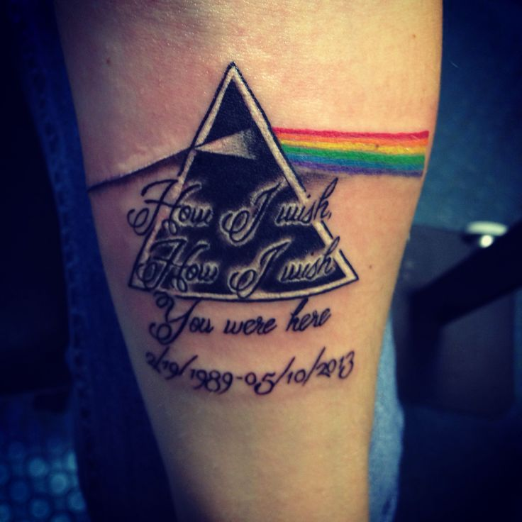 Pink Floyd Tattoos