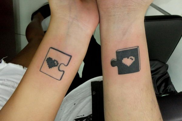 Beautiful Matching Tattoo Ideas For Best Friends Images - Styles ...