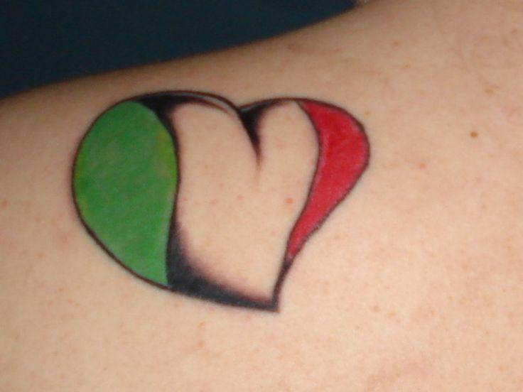 Italian Pride Tattoos