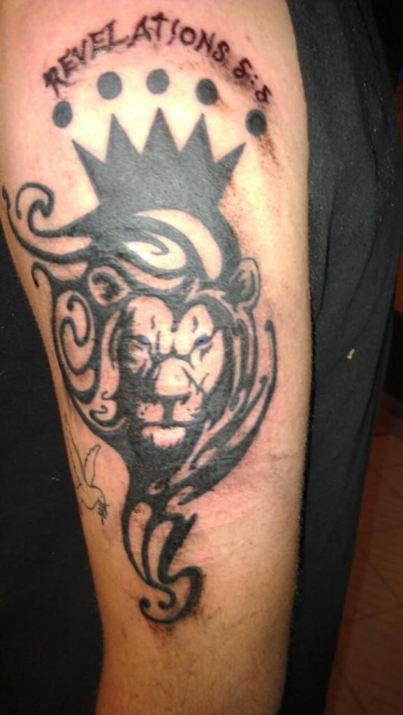 Tribal Christian Tattoos