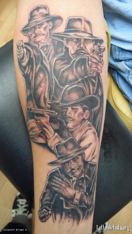 Tombstone Tattoos