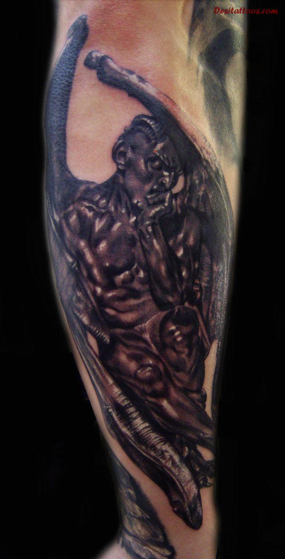 Satanic Tattoo: Satanic Symbol Tattoos
