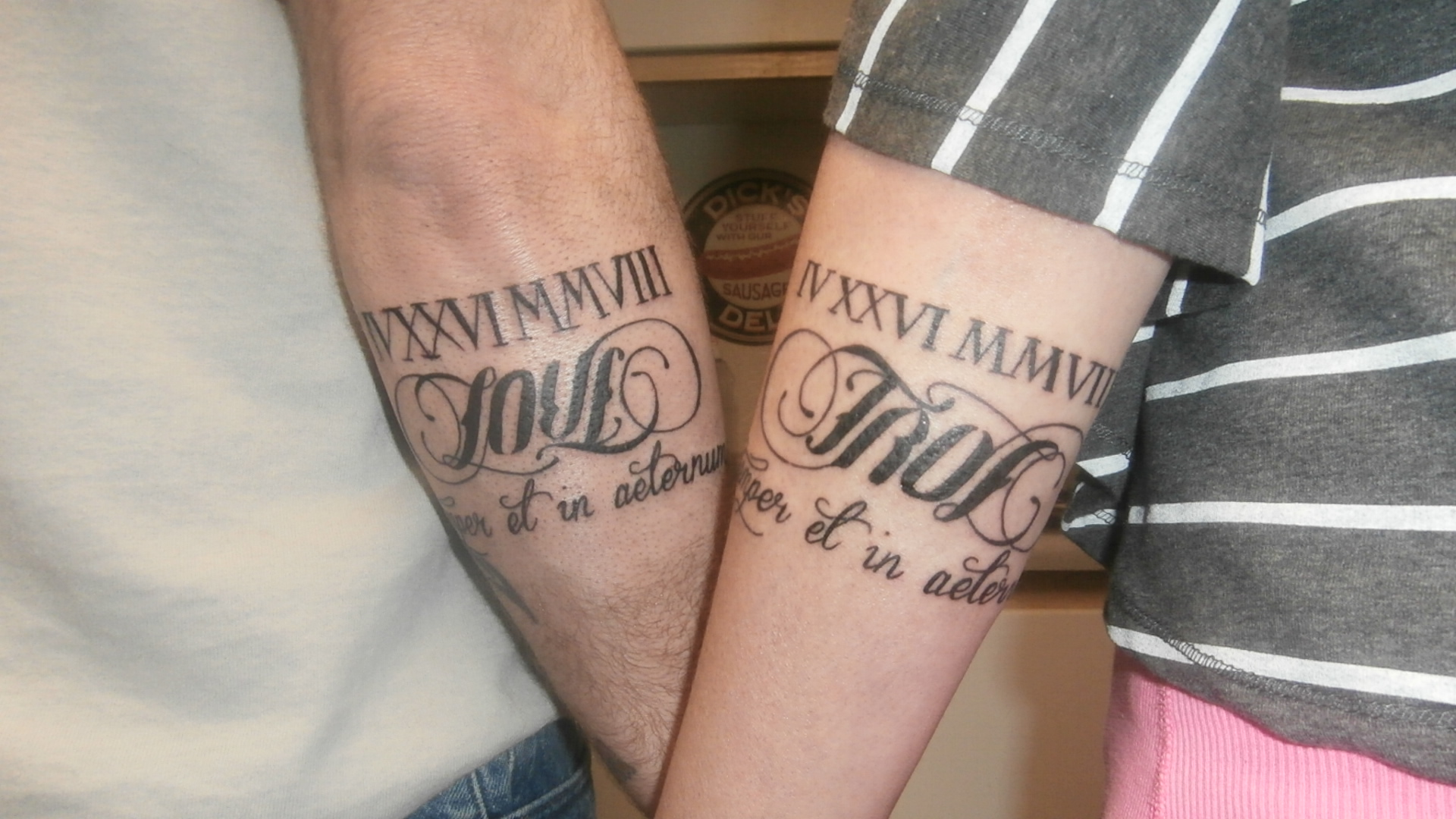 Anniversary Tattoos