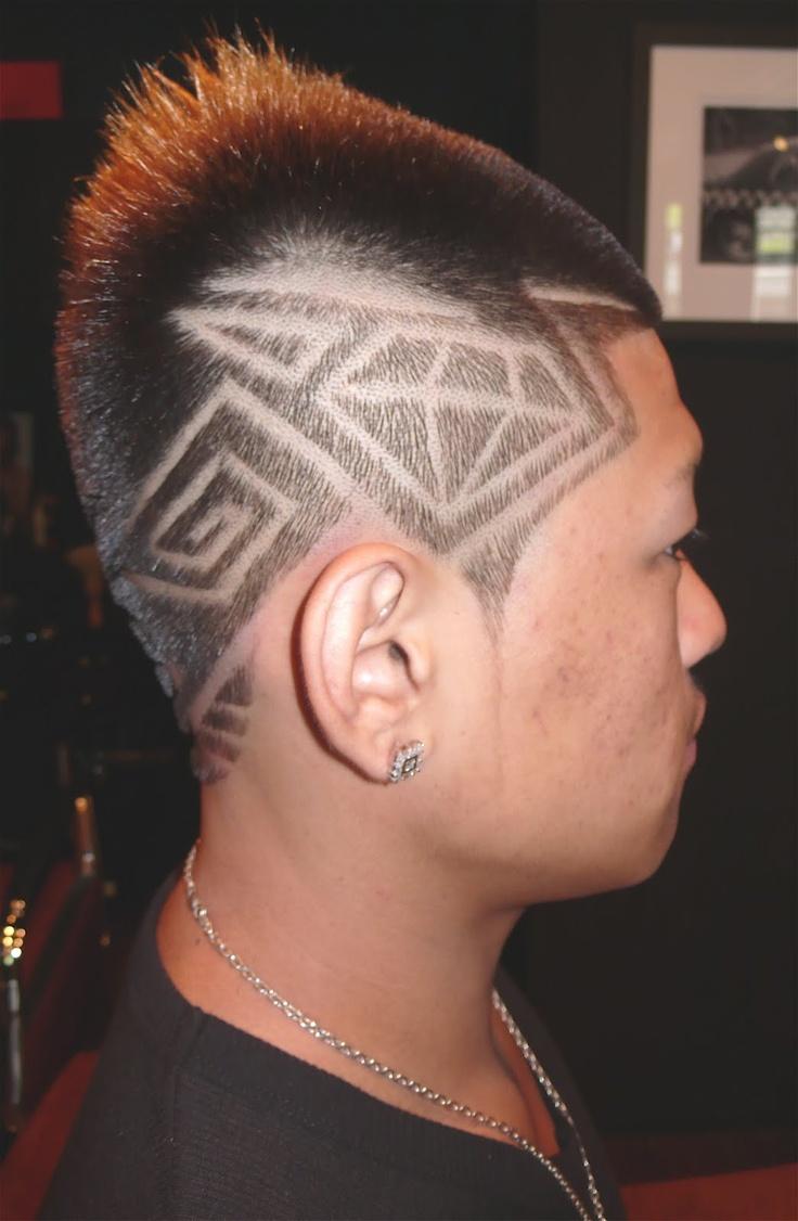Hair Design Tattoos