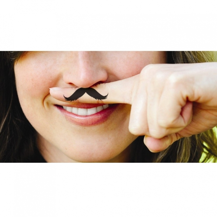 Mustache tattoos for Mustache temporary tattoos