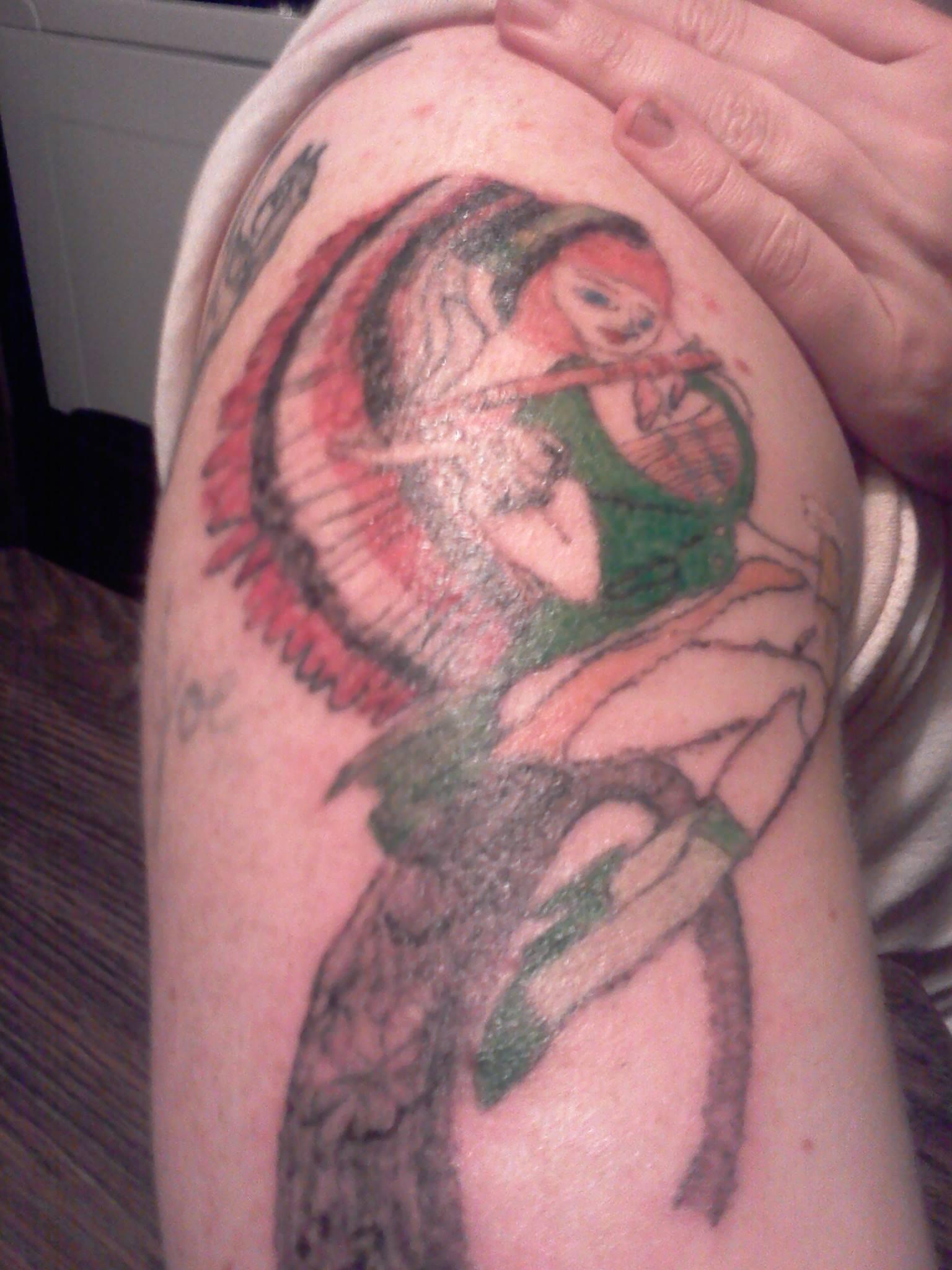 Choctaw Tattoos