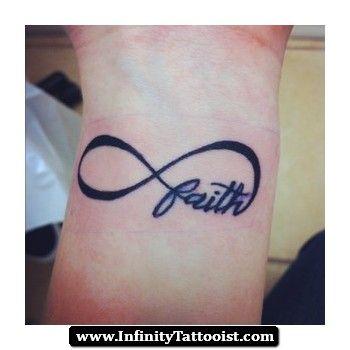 Unique Infinity Tattoos
