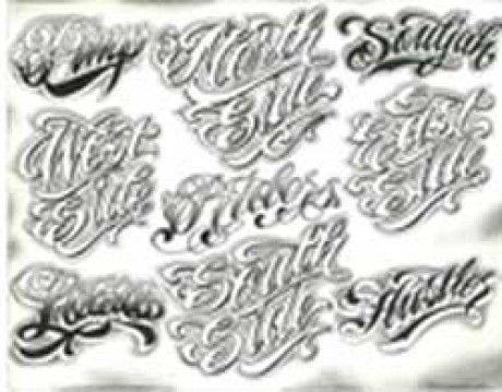 Mexico TattooLowrider Tattoo Boog 009 Tattoos