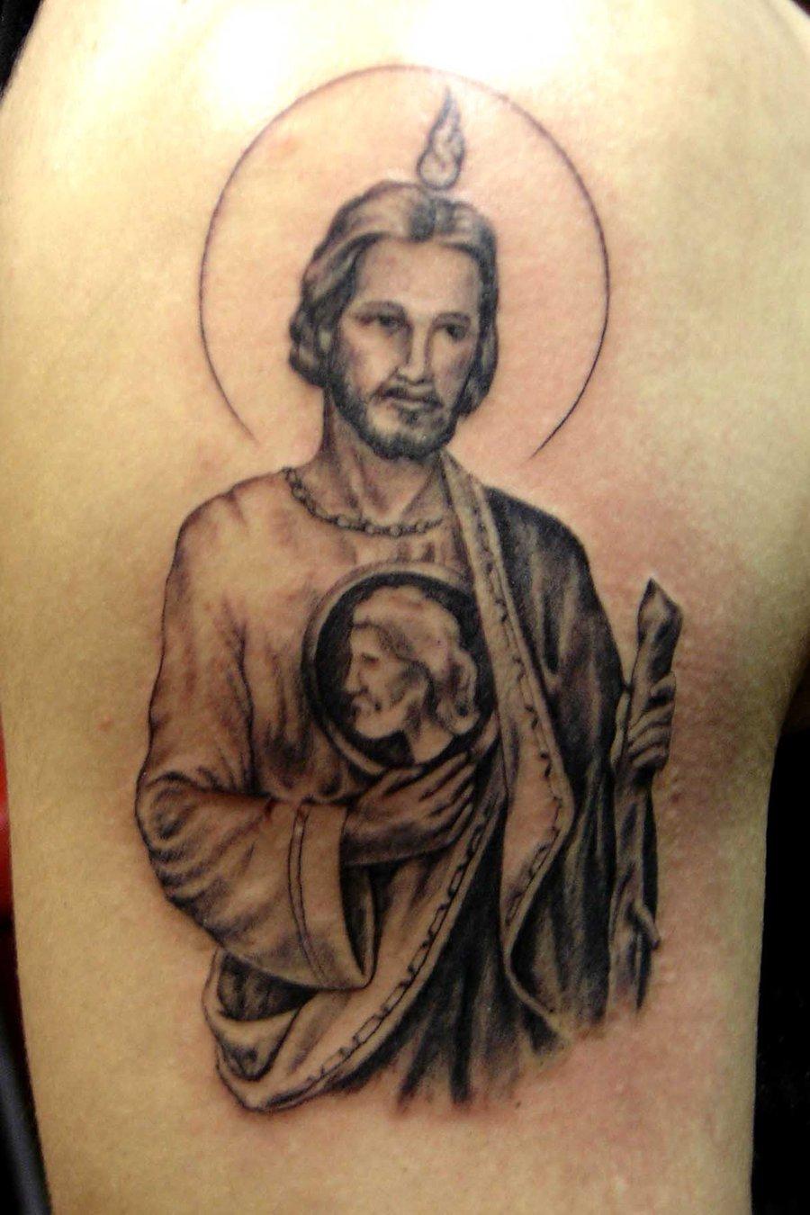 Saint jude Tattoos