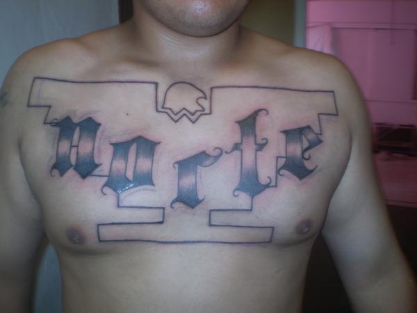 Norteno Gang Tattoos