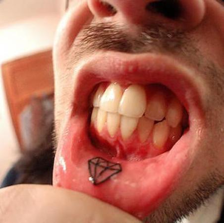 Lip Tattoos