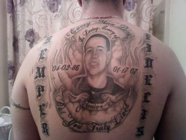 Rip Brother Tattoos