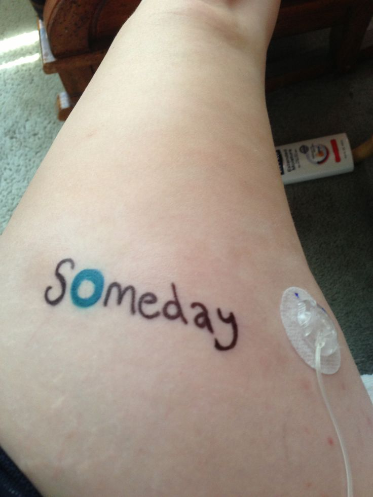 Diabetes Tattoos