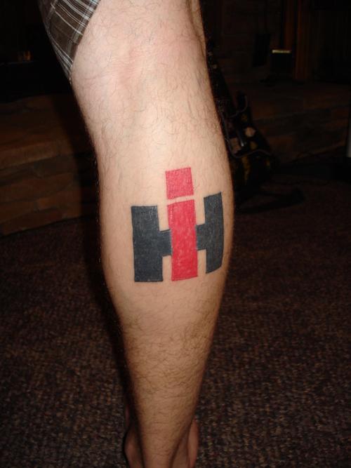 International Harvester Tattoos